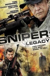 Caratula, cartel, poster o portada de Sniper: El legado