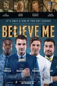 Caratula, cartel, poster o portada de Believe Me