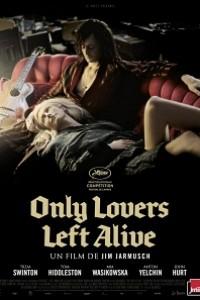 Caratula, cartel, poster o portada de Sólo los amantes sobreviven