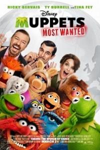 Caratula, cartel, poster o portada de El tour de los Muppets
