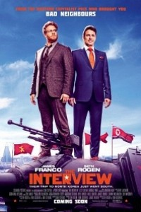 Caratula, cartel, poster o portada de The Interview