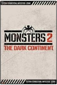 Caratula, cartel, poster o portada de Monsters: El continente oscuro