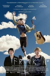 Caratula, cartel, poster o portada de Frank