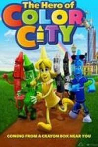 Caratula, cartel, poster o portada de The Hero of Color City
