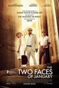 Caratula, cartel, poster o portada de Las dos caras de enero