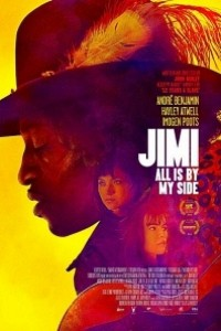 Caratula, cartel, poster o portada de Jimi: All Is By My Side