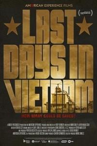 Caratula, cartel, poster o portada de Last Days in Vietnam