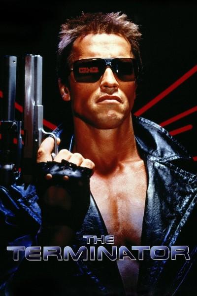 Caratula, cartel, poster o portada de Terminator