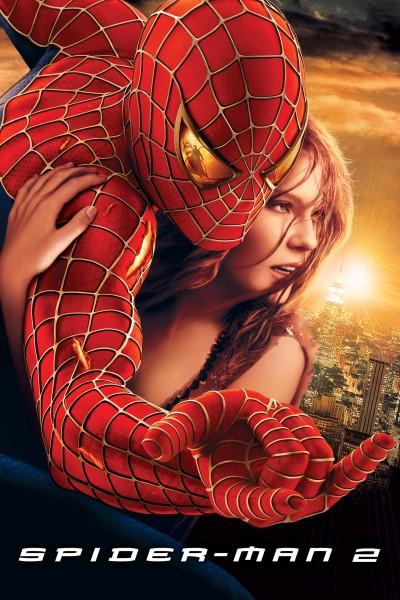 Caratula, cartel, poster o portada de Spider-Man 2 (Spiderman 2)