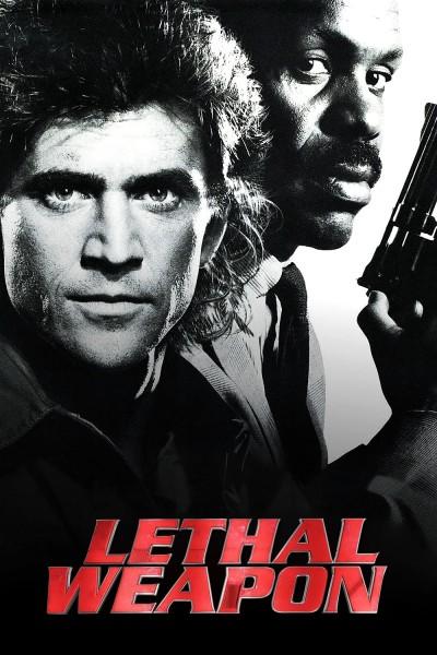 Caratula, cartel, poster o portada de Arma letal