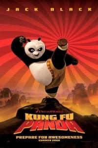 Caratula, cartel, poster o portada de Kung Fu Panda