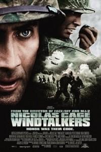Caratula, cartel, poster o portada de Windtalkers