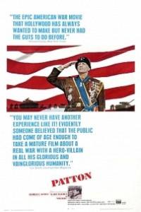Caratula, cartel, poster o portada de Patton