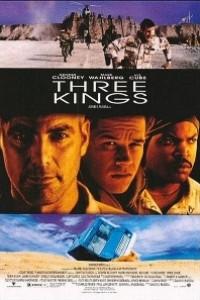 Caratula, cartel, poster o portada de Tres reyes