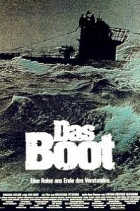 Caratula, cartel, poster o portada de El submarino (Das Boot)
