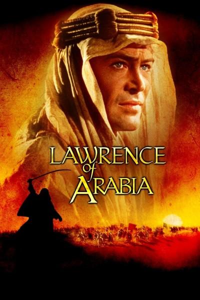 Caratula, cartel, poster o portada de Lawrence de Arabia