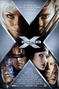 Caratula, cartel, poster o portada de X-Men 2