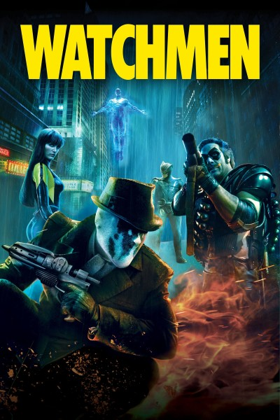 Caratula, cartel, poster o portada de Watchmen