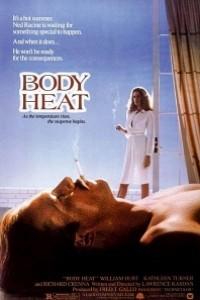 Caratula, cartel, poster o portada de Fuego en el cuerpo