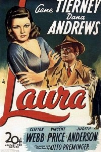 Caratula, cartel, poster o portada de Laura