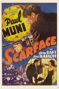 Caratula, cartel, poster o portada de Scarface, el terror del Hampa