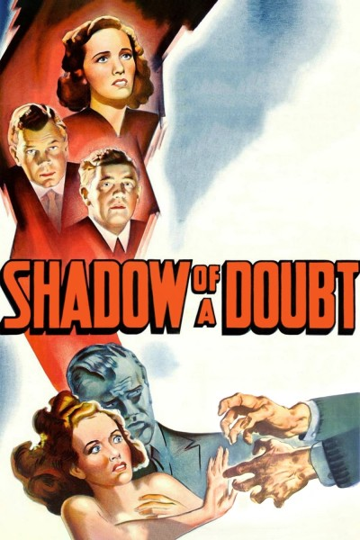 Caratula, cartel, poster o portada de La sombra de una duda