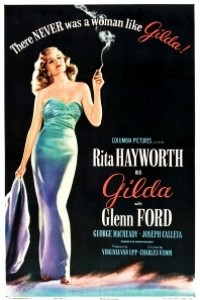 Caratula, cartel, poster o portada de Gilda