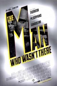 Caratula, cartel, poster o portada de El hombre que nunca estuvo allí