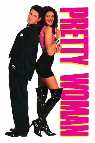 Caratula, cartel, poster o portada de Pretty Woman