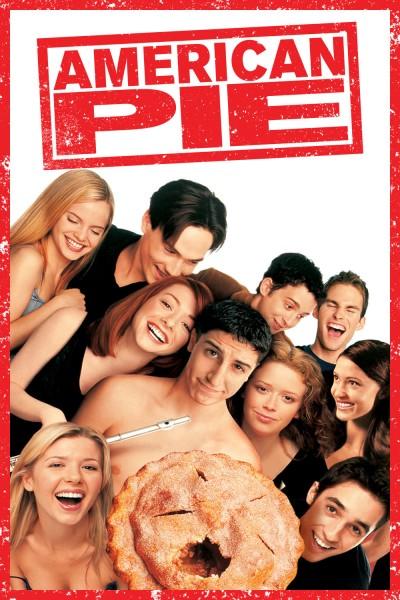 Caratula, cartel, poster o portada de American Pie
