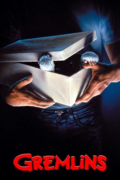 Caratula, cartel, poster o portada de Gremlins