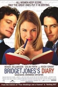 Caratula, cartel, poster o portada de El diario de Bridget Jones
