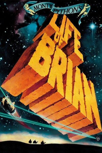 Caratula, cartel, poster o portada de La vida de Brian