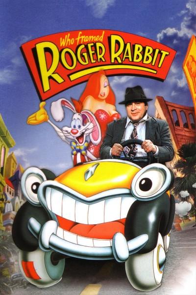 Caratula, cartel, poster o portada de ¿Quién engañó a Roger Rabbit?