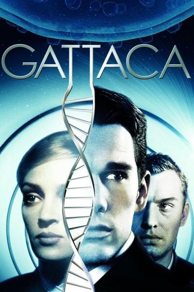 Caratula, cartel, poster o portada de Gattaca