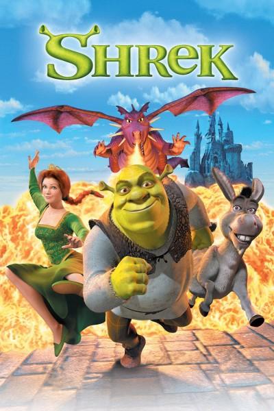 Caratula, cartel, poster o portada de Shrek