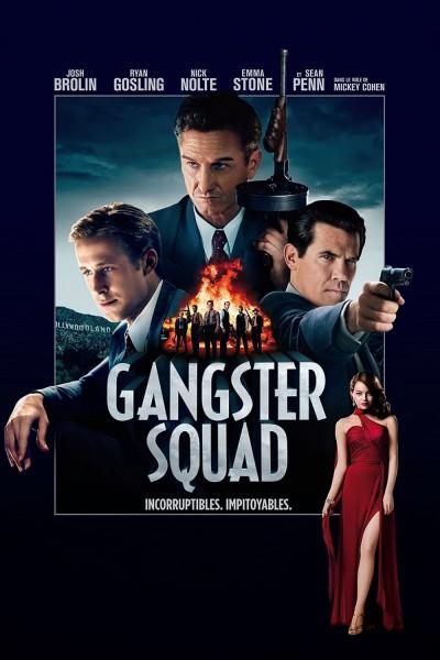 Caratula, cartel, poster o portada de Gangster Squad: Brigada de élite