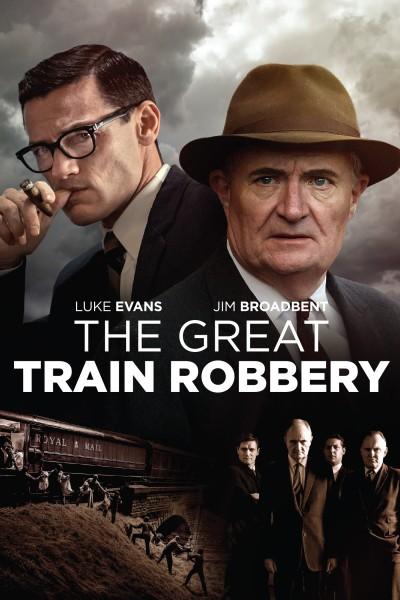 Caratula, cartel, poster o portada de Asalto al tren de Glasgow