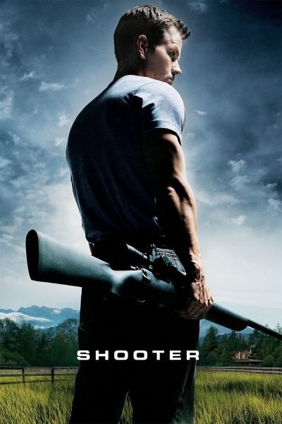 Caratula, cartel, poster o portada de Shooter: El tirador