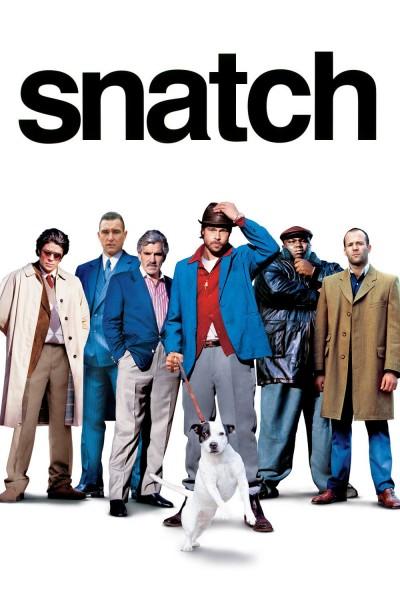 Caratula, cartel, poster o portada de Snatch. Cerdos y diamantes