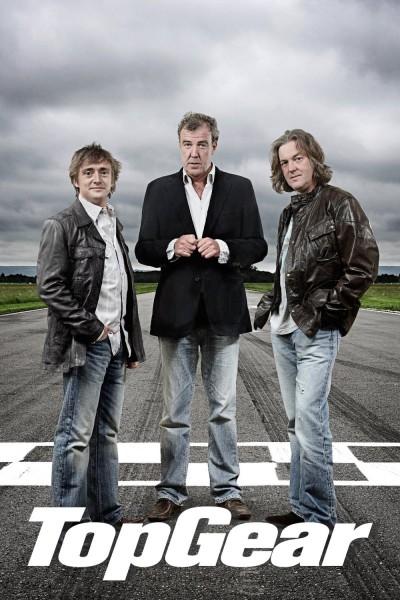 Caratula, cartel, poster o portada de Top Gear