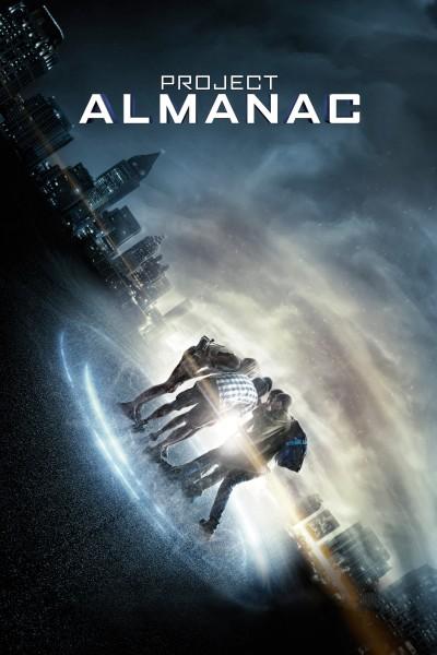Caratula, cartel, poster o portada de Project Almanac