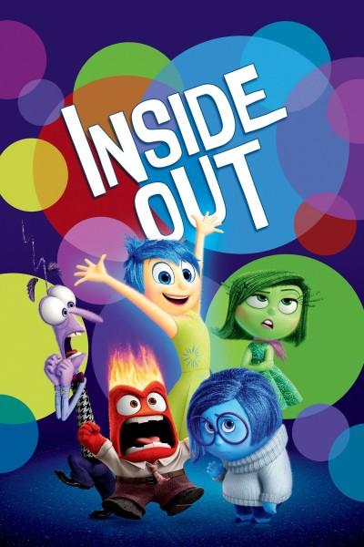 Caratula, cartel, poster o portada de Del revés (Inside Out)