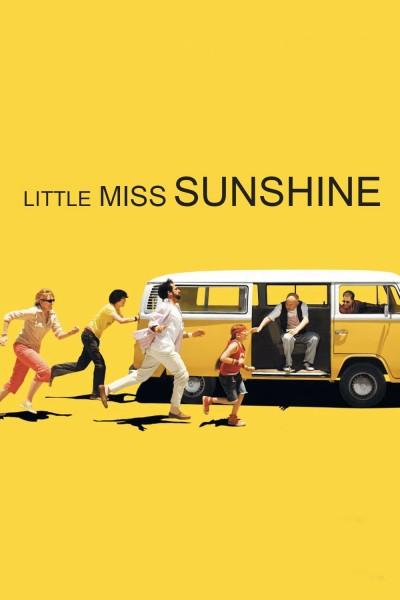 Caratula, cartel, poster o portada de Pequeña Miss Sunshine