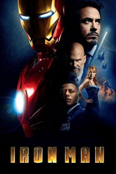 Caratula, cartel, poster o portada de Iron Man