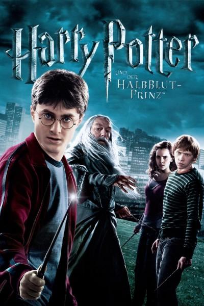 Caratula, cartel, poster o portada de Harry Potter y el misterio del príncipe