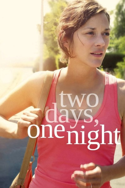Caratula, cartel, poster o portada de Dos días, una noche