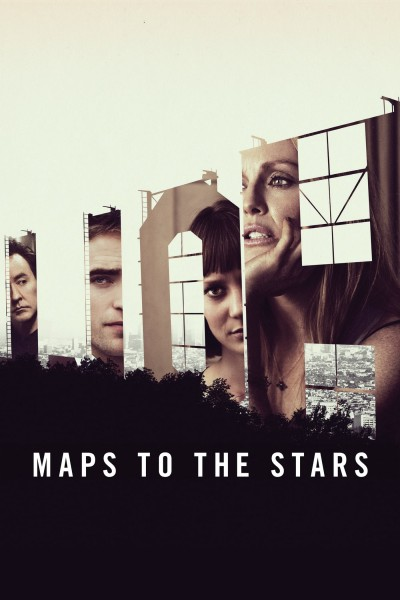 Caratula, cartel, poster o portada de Maps to the Stars