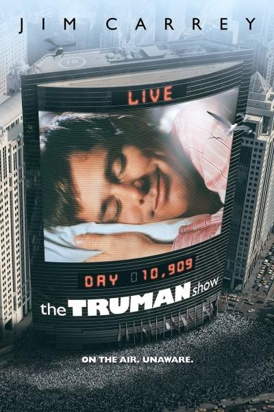 Caratula, cartel, poster o portada de El show de Truman (Una vida en directo)