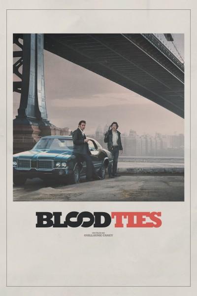 Caratula, cartel, poster o portada de Lazos de sangre